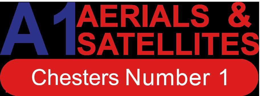 A1 Aerials Chester Logo